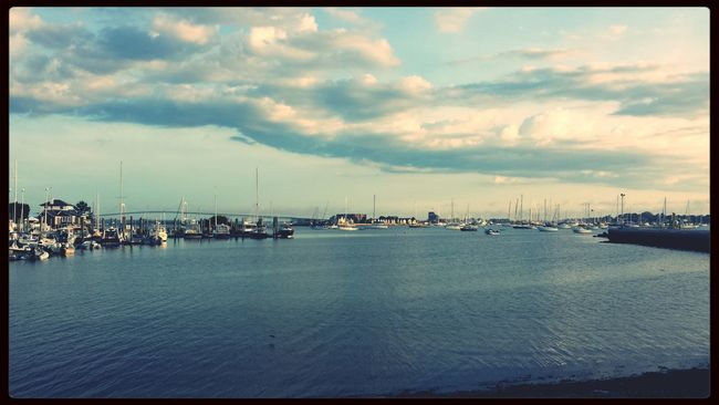 Newport Newport Bridge Ocean