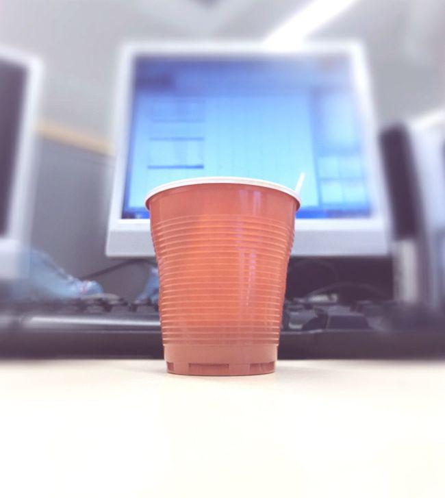Camera Cafe Coffee Break!