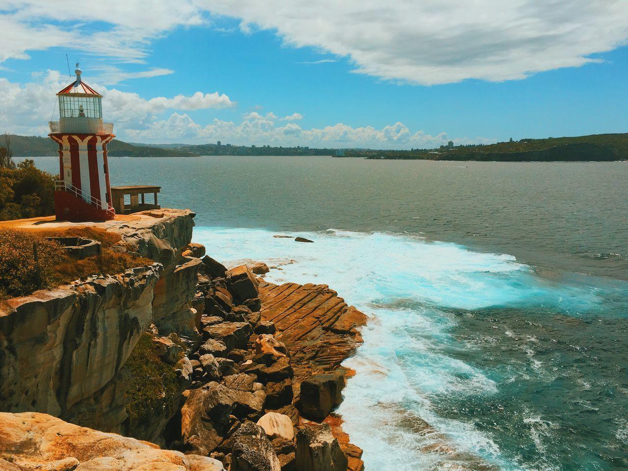 Beautiful stock photos of sydney, tower, sky, sea, outdoors