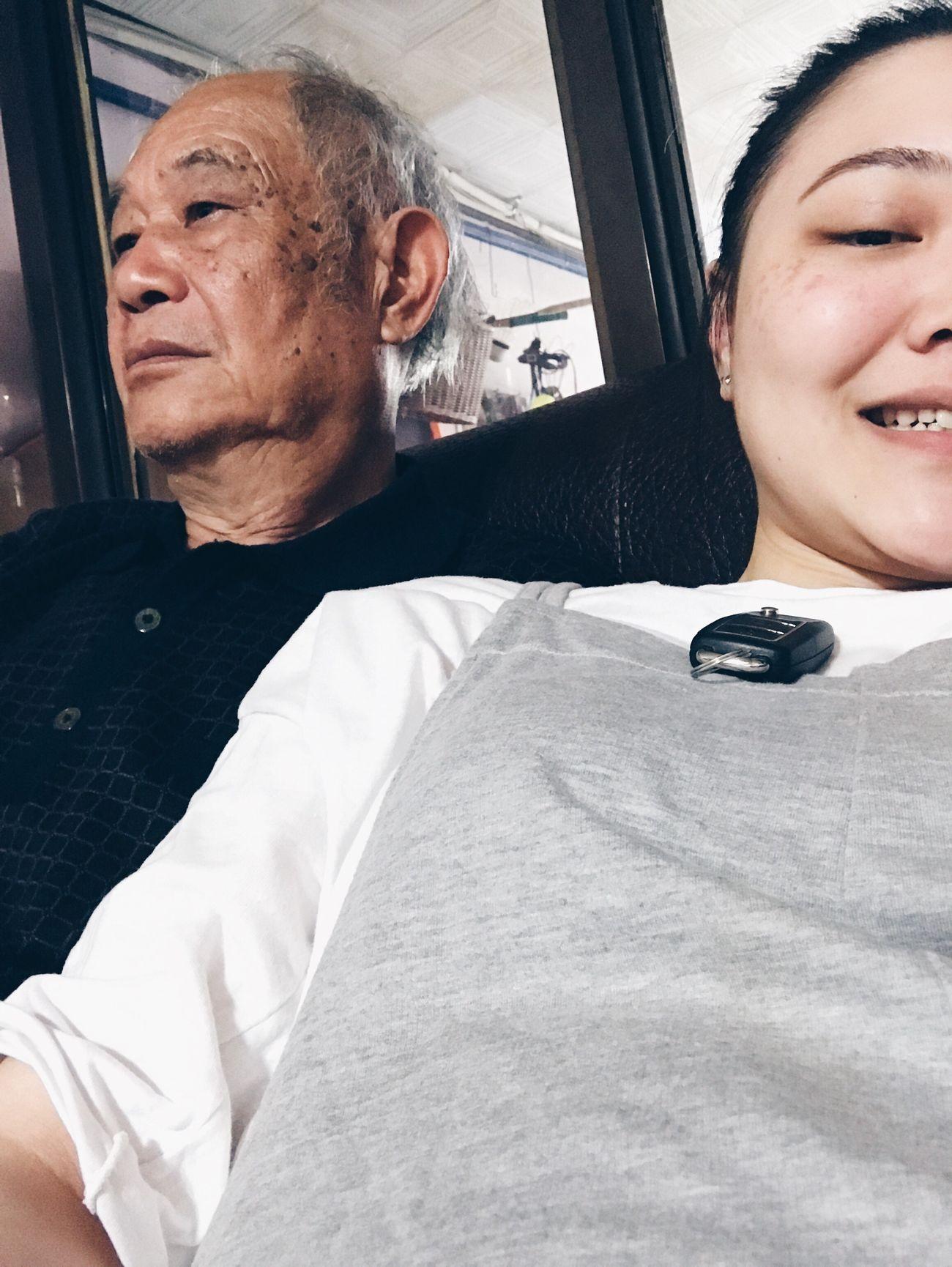 20170406 W my lovely grandpa Hello World VSCO Taiwan Photography Yolo EyeEm Kate's Daily Vscocam Love