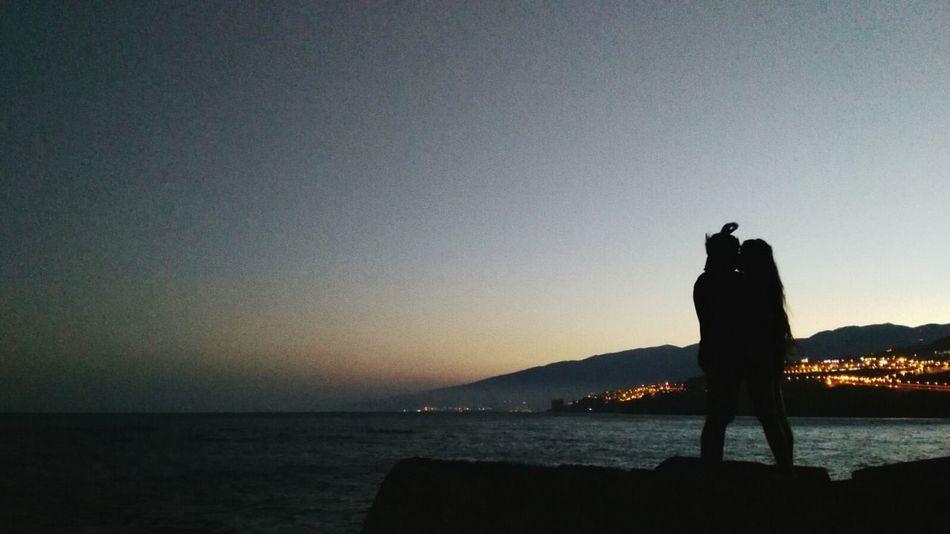 Eternal love - Happy Relaxing Holydays Taking Photos Photo♡ Relax Beach Life Beachphotography Beach Nature Patito Duck My Draw ♥ Amor Honeymoon Onlylove Honey ❤ Kiss Selfie Love ♥ That's Me