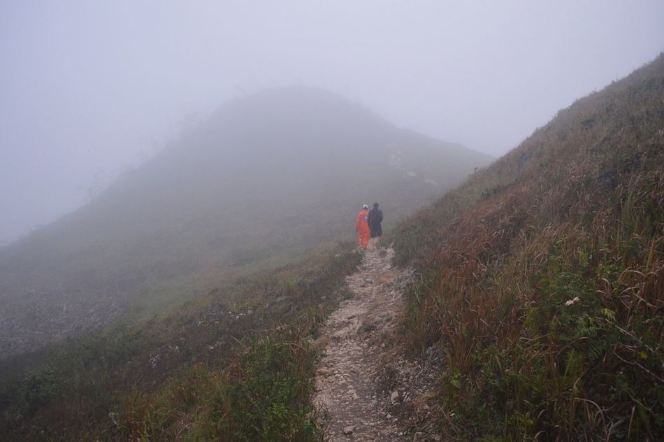 One Foggy Morning at Osmeña Peak Cebu,Philippine Trekking Nature Love Mountain View Highest Peak People Around You Foggy Weather Foggy Mountains Low Visibility EyeEm Best Shots People Walking  Climbing A Mountain Climb Up Up The Top Up The Hill