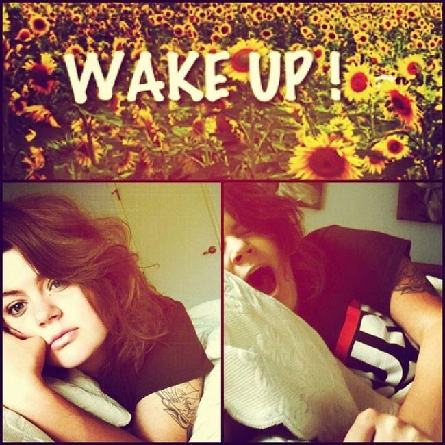 Good morning Dayton ! Wakeup Notanotherselfie Yawn Sunflowersaremyfavorite dayton