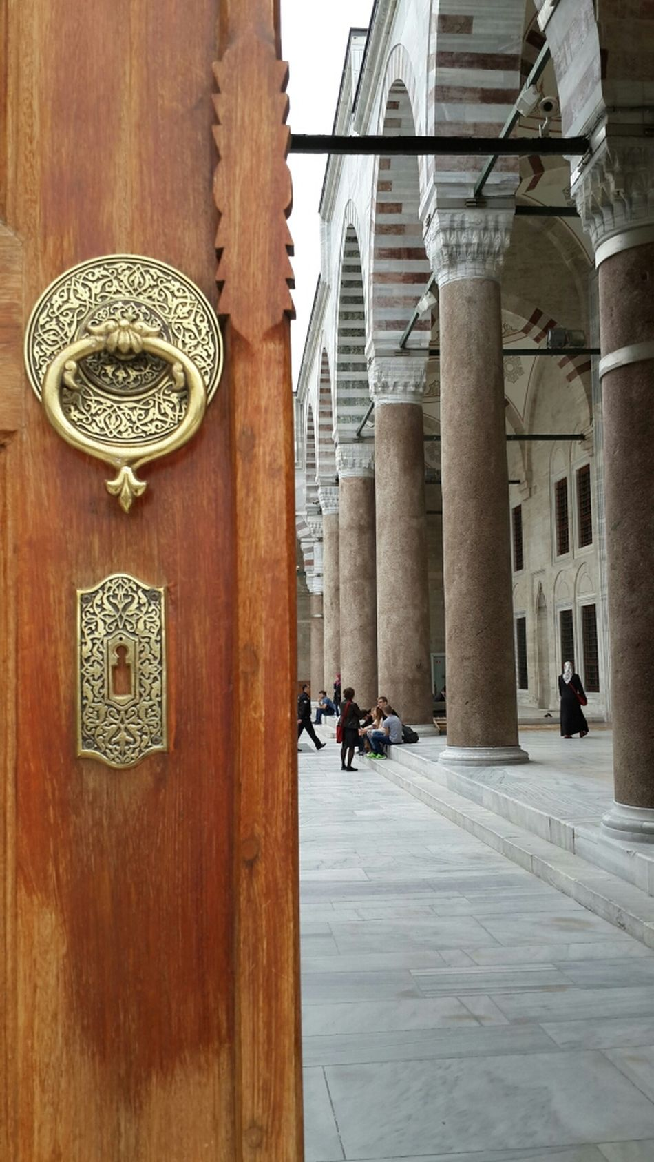 kilitsiz kapılar... Door Mosque Kilit Prayer