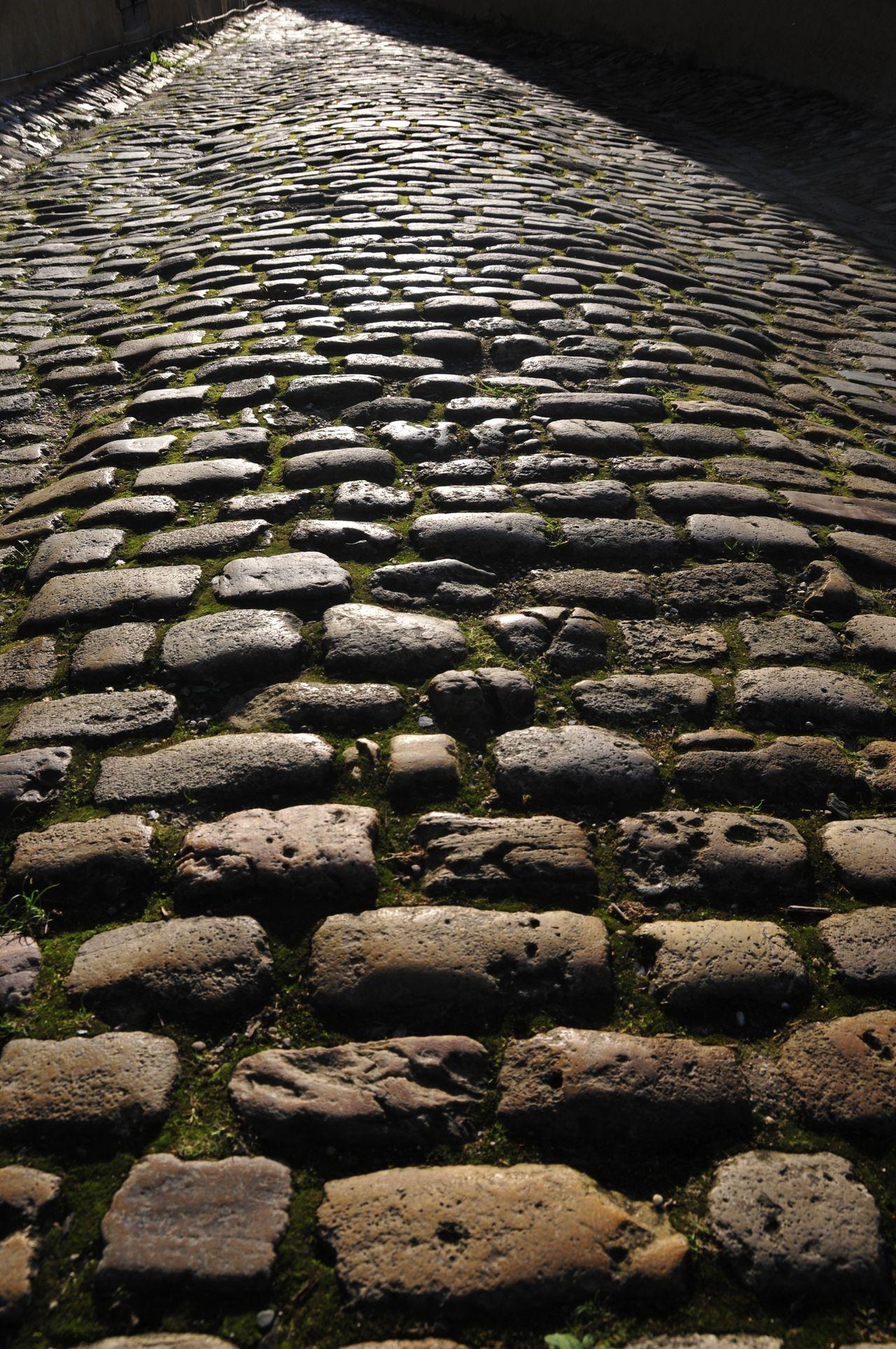 Weg Stein Pflaster Pflasterstein Straße Gasse Street Road Gasse Stone Alley Paving Stone Street Way