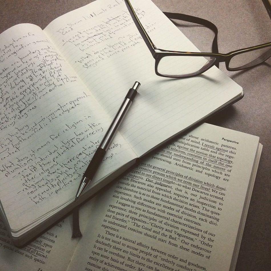 This. Love Alfrednorthwhitehead Modesofthought Glasses Moleskine Thinking Writing Relationality Pluralism Experience Language Imagination Religion
