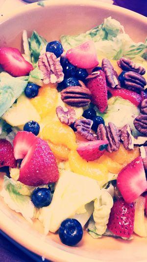 Fruit Salad Panera Bread