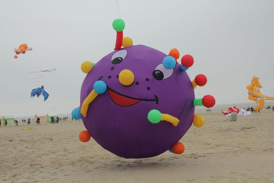 rencontre international de cerfs volants Cerf Volant Ballon Bonbon