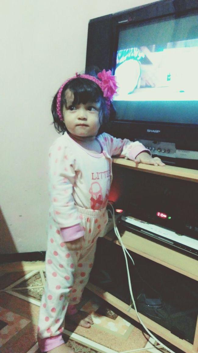 See Me Babygirl Cute Baby