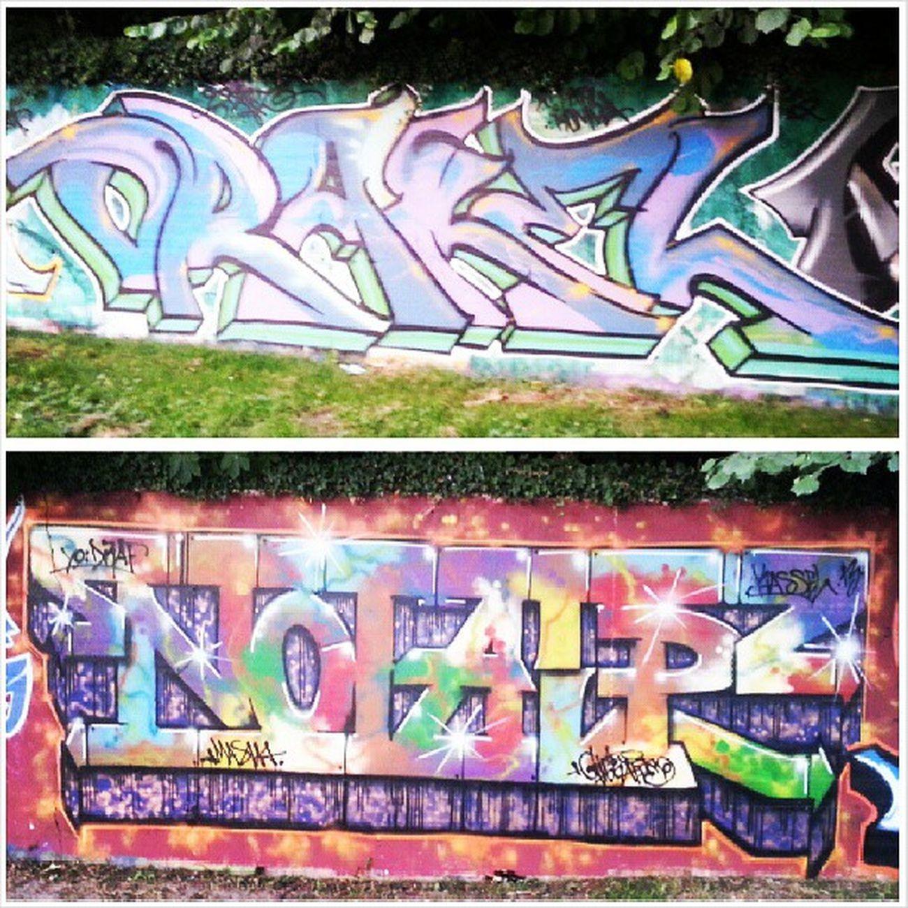 Love Kassel - Nieohnesie ! Graffiti im Nordstadtpark