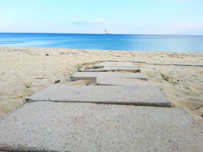 La pace dell'anima... Mare Lamiapace Relaxing Sea Boat Mimancavi