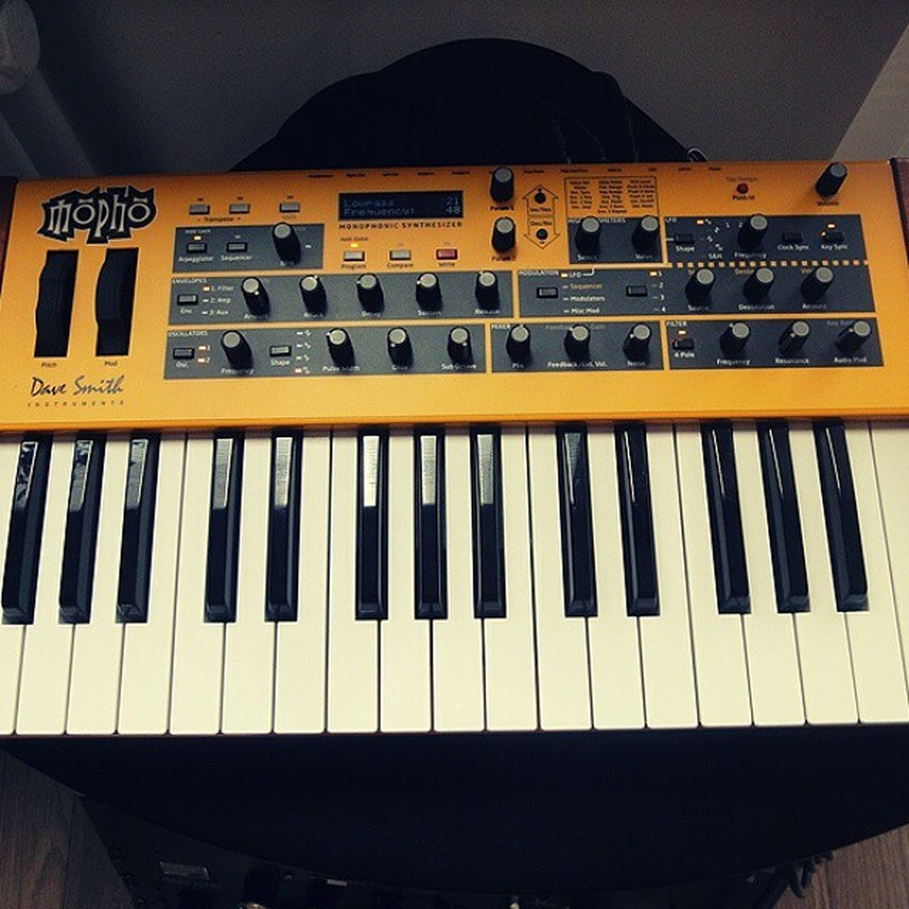 Hello there sexy. Newgear Studio Analog Dsi Davesmithinstruments Synths Bass