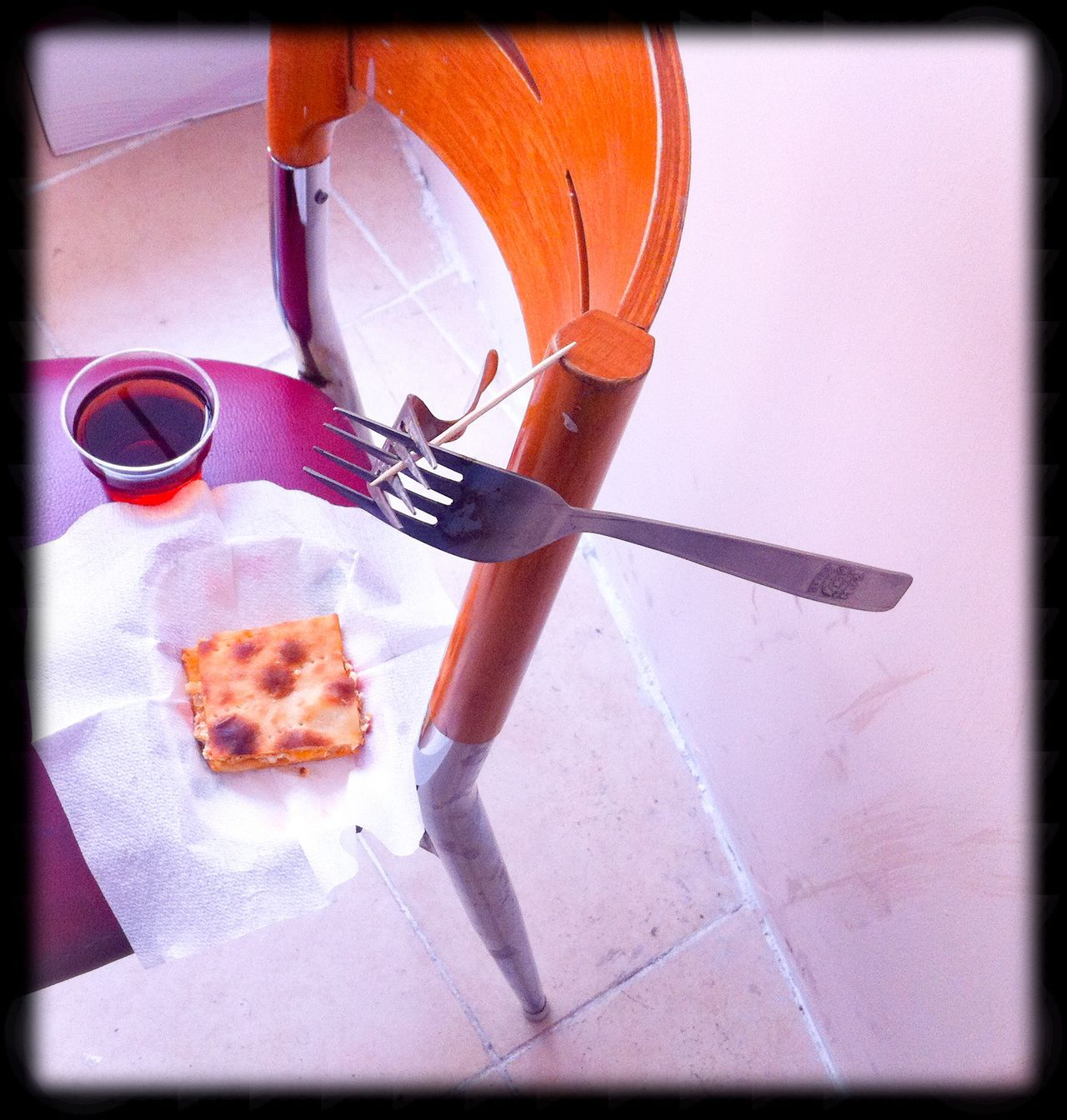 Balancing Act Balancing diet Dengeli beslenme :)