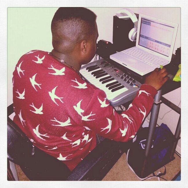 I'm putting in work... this is my dream Music Swag BEATS HipHop Producer