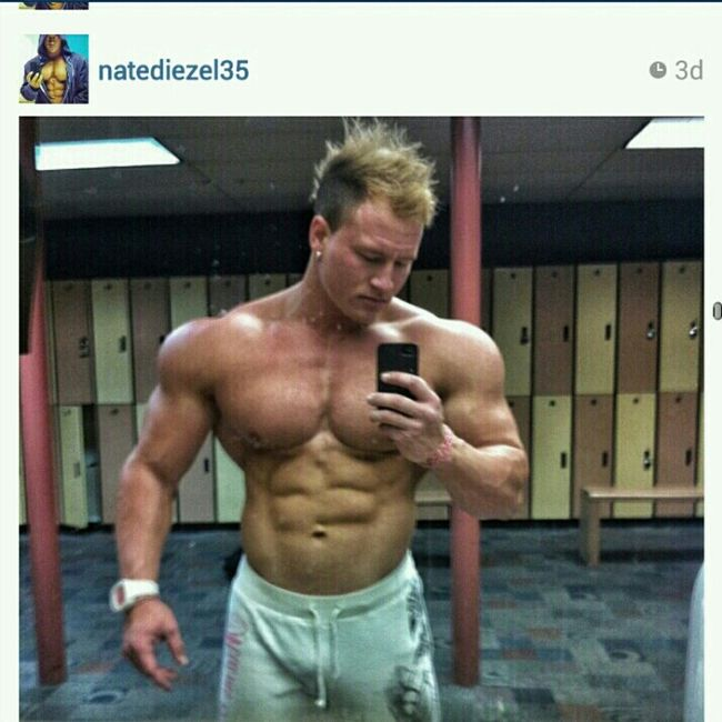 aiming for a body like this! fuark