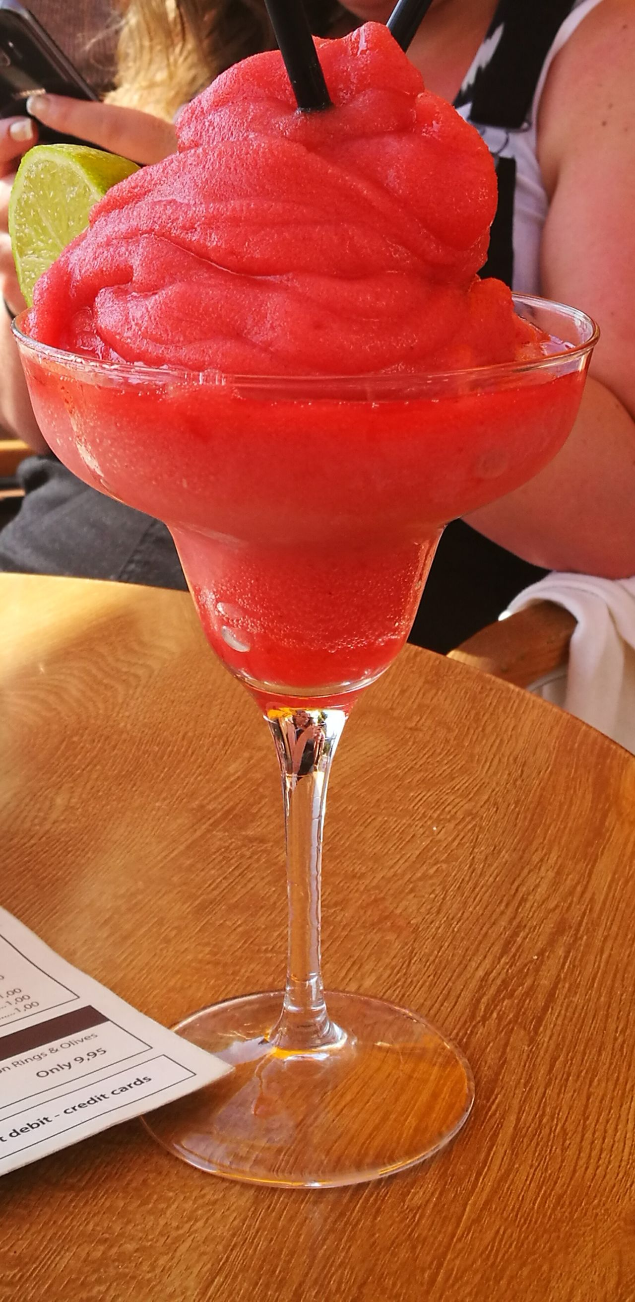 Cocktails🍹🍸 Alcohol Strawberry Daiquiri  Drink