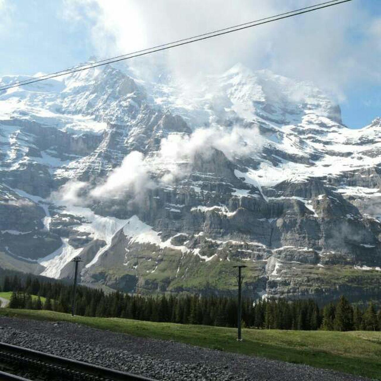 Europe Trip 2015 - Jungfrau 🙊❤ Europe Europe Trip Jungfrau 2015  Fun Awesome