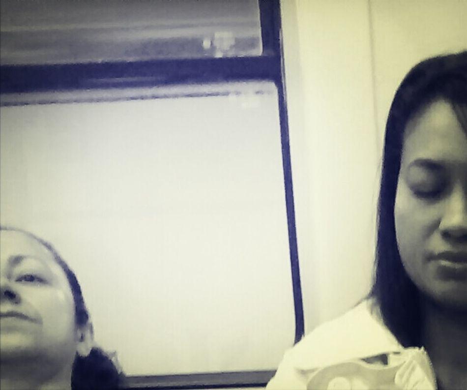 Two-face Women Subway Portraits I See Faces Dem Fontana