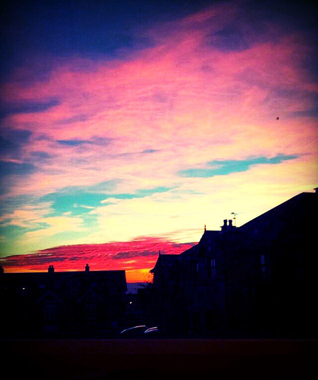 Sunset Portstewart Jmlphotogroahy