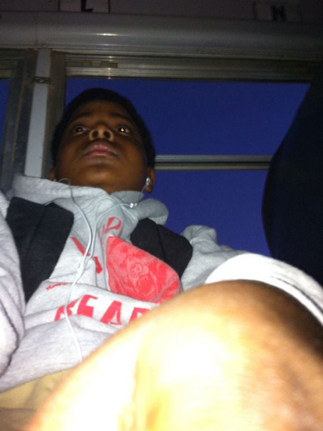 Forgot To Upload But On The Bus