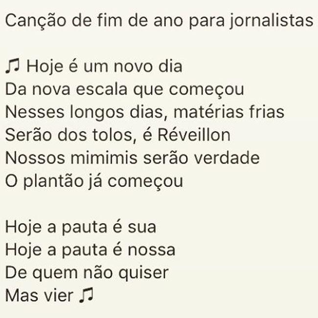 Aos meus colegas Jornalistas 😅😂😄 Rindoagorapoismeufuturoéesse Jornalismo Jornalismodadepressao