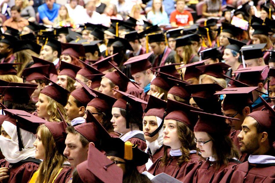 Beautiful stock photos of graduation, Achievement, Crowd, Education, Graduate