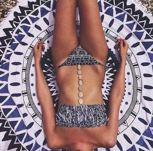 👣👙 Today's Hot Look Summer Summertime Sexygirl ThatsMe Bikini Beach Morena Filipina Eyeem Philippines