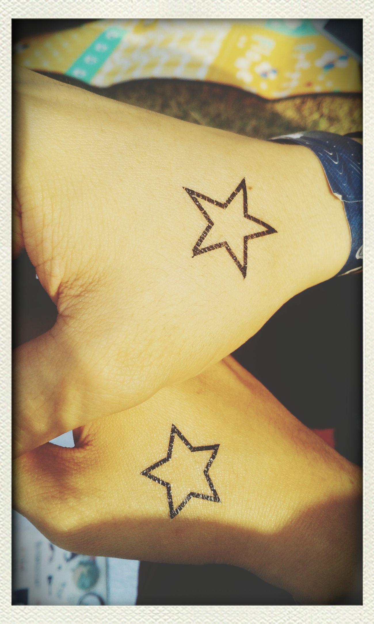 별이 2개!!! 별이 2개애~~!