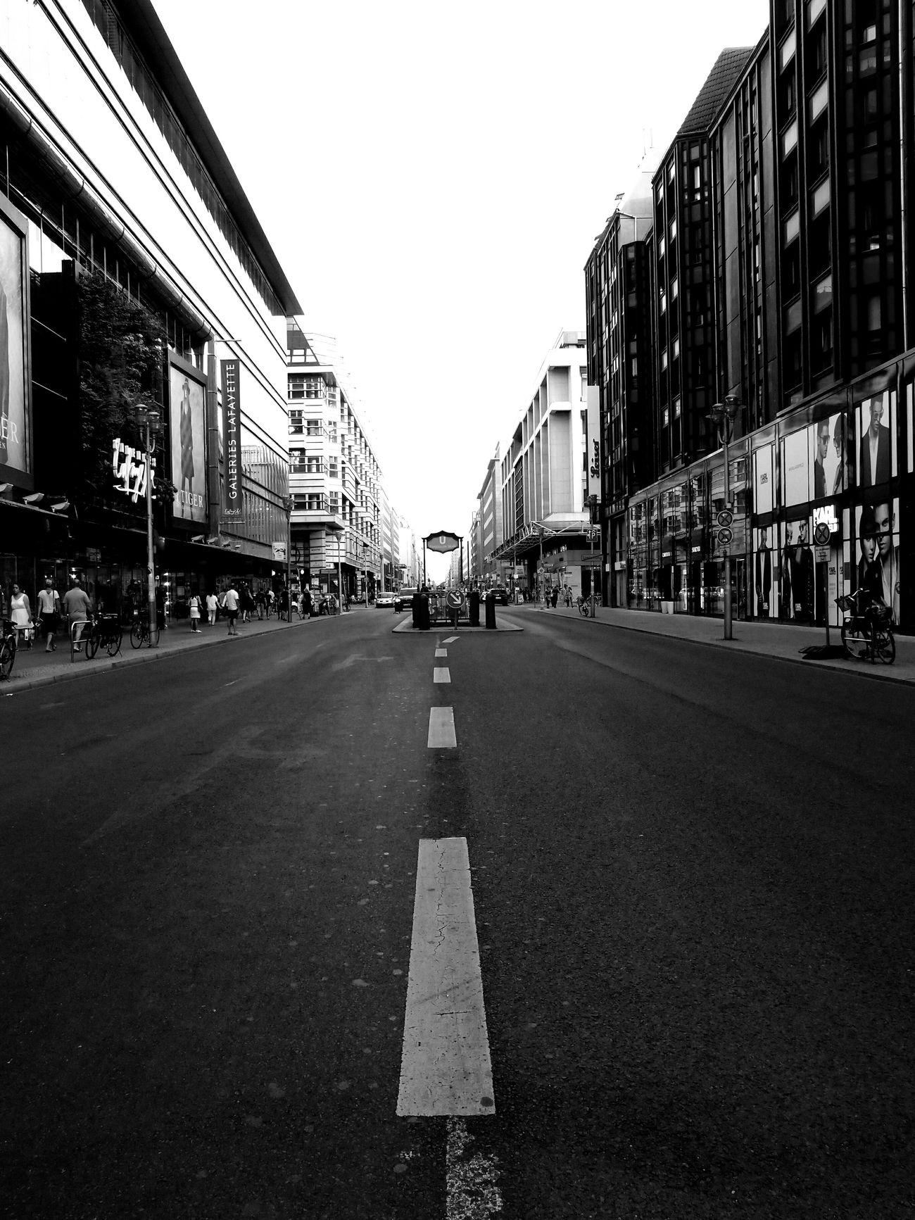 (c) 2015 Jos Diekman Berlin, Friedrichstrasse