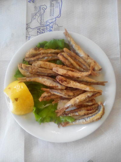 Drinking Ouzo Eating Foodphotography Food Photography Food Fish Fried Fish