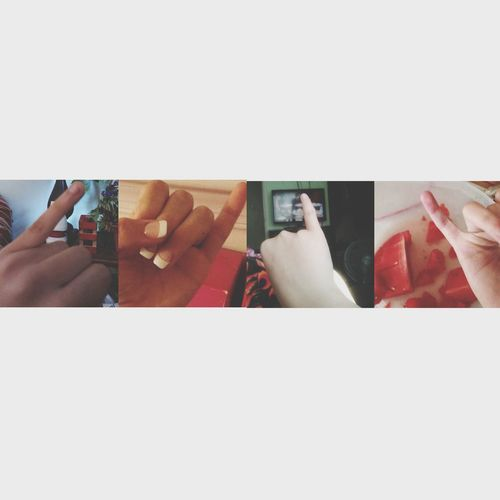 Pinky swere Pinky Promise