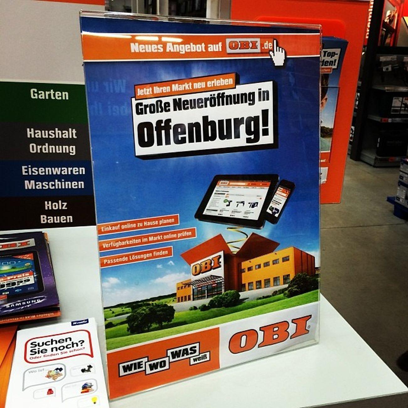 nice Obi Offenburg