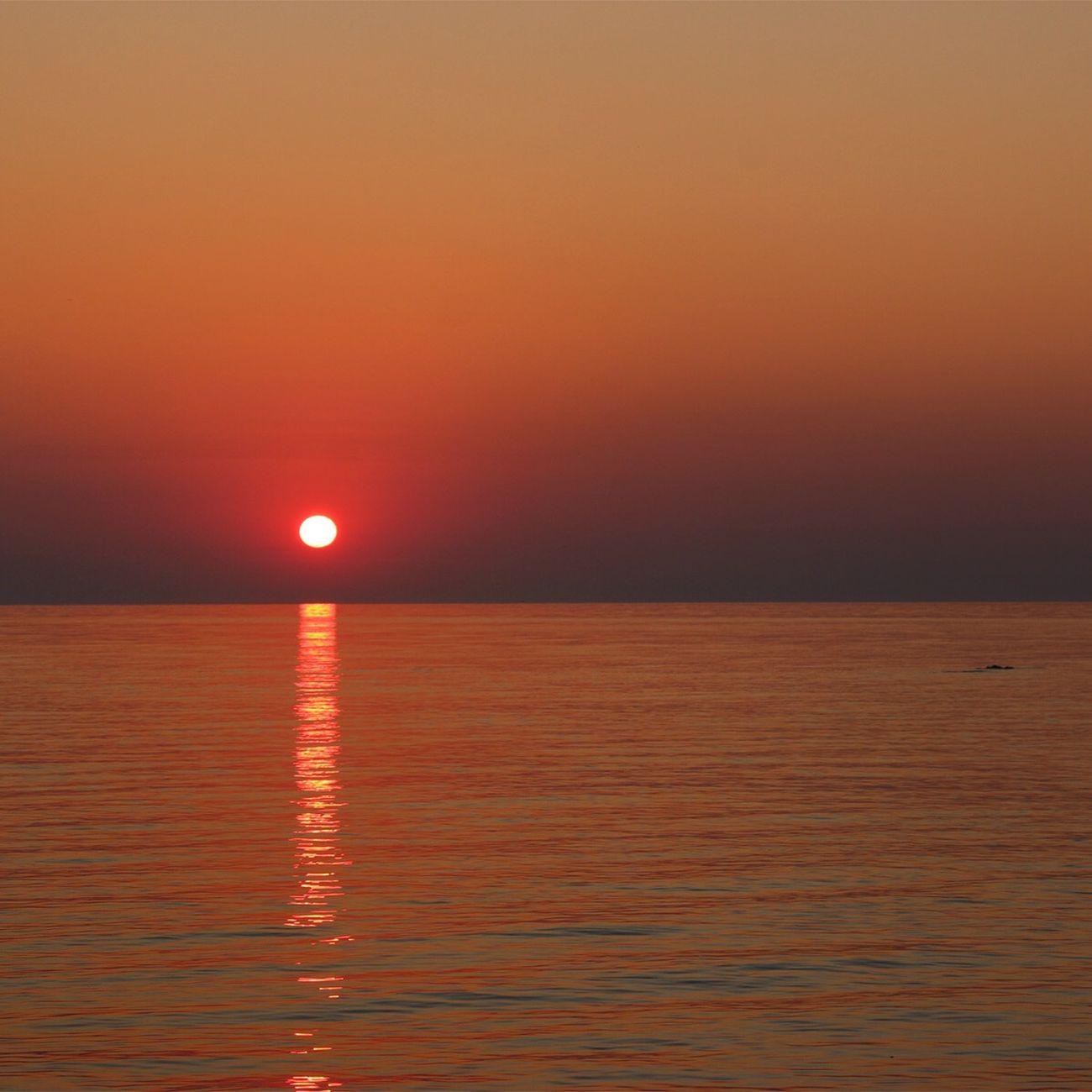Sunrise in Torre Melissa Sunrise Magna Grecia Sun