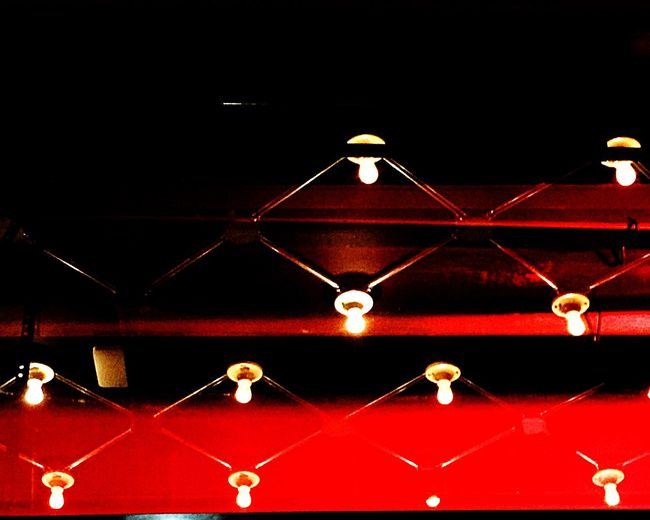 Reflections always create a multi dimensional illusion and often they look more curious than the real thing Ceiling Lights Glassreflections