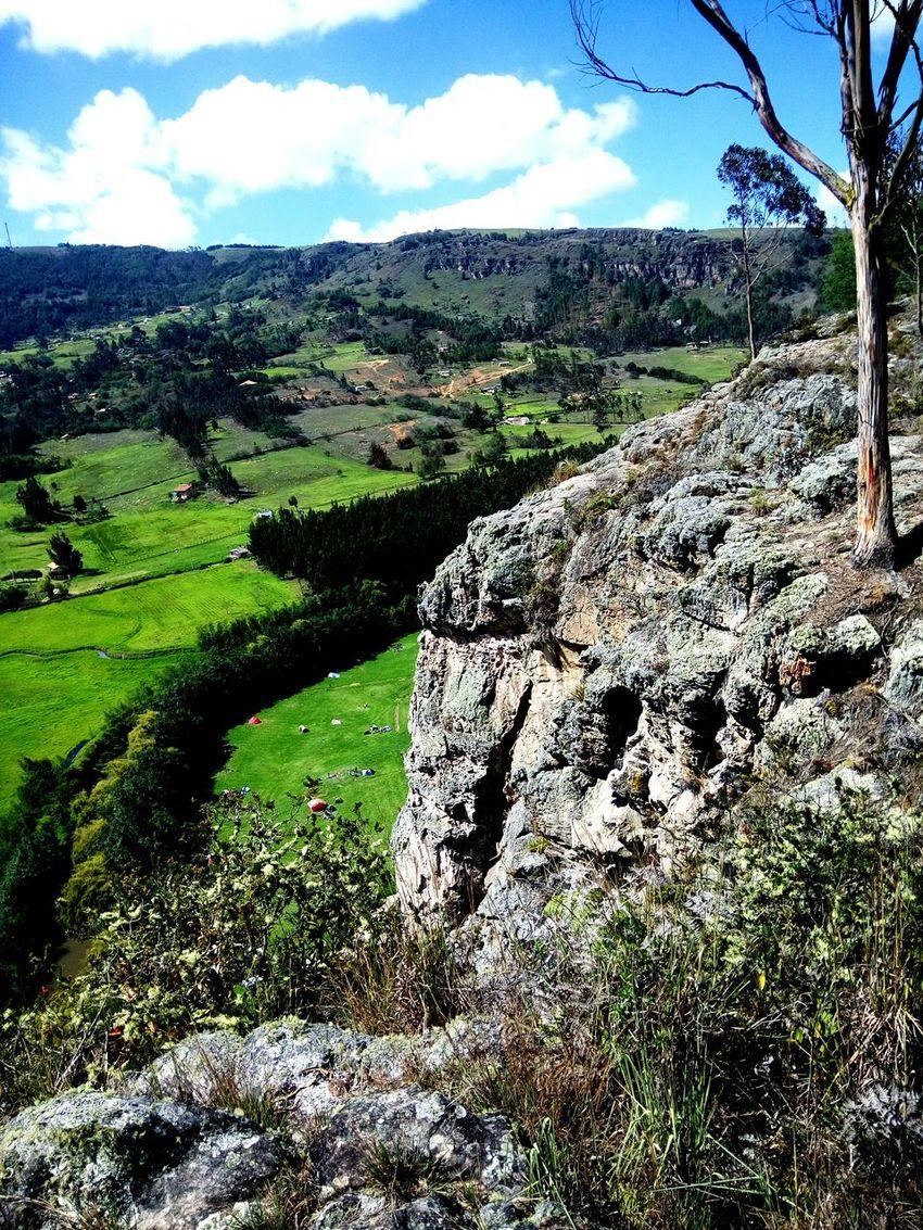 Suesca Colombia Sonyc5ultra Mountain Rock Camp Boyaca Cundinamarca First Eyeem Photo