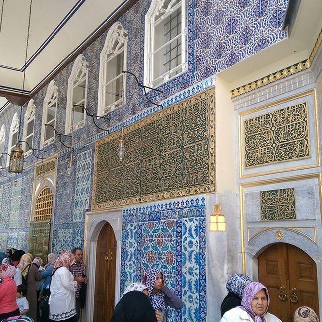 Eyub Sultan Turbesi Eyubsultancamii Eyüpsultancamii Eyüpsultan  Cami camii architecture architech mimari islamicart wallart history istanbul travel color