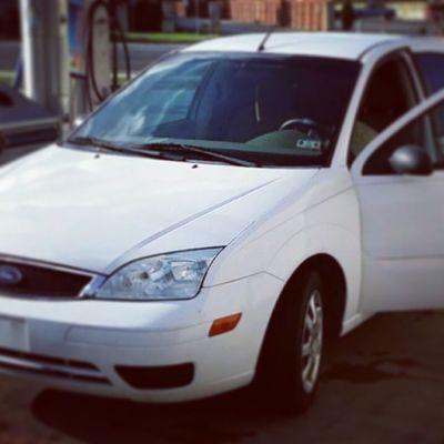 The car. Finally. :)