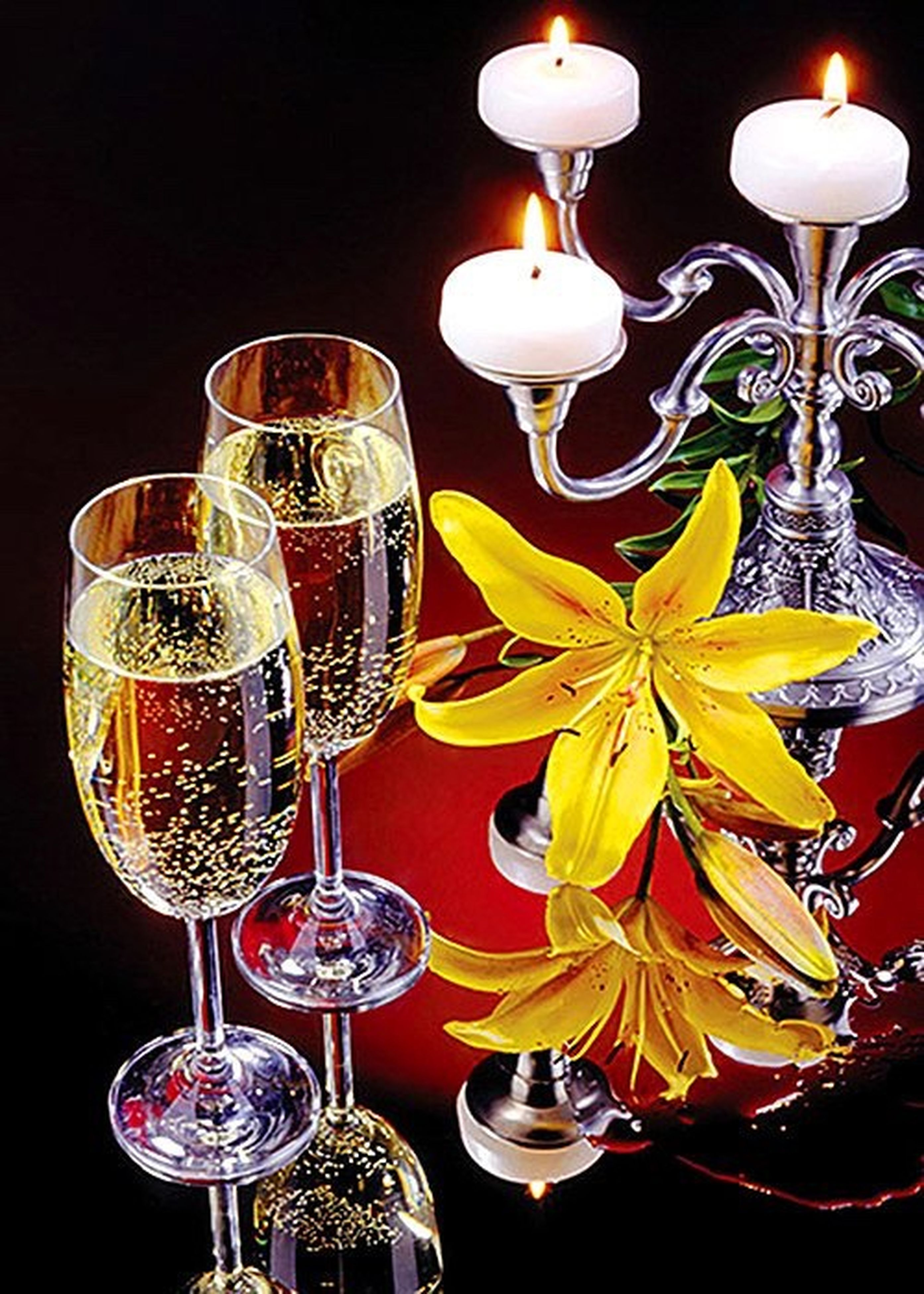 night, drink, lighting equipment, bar - drink establishment, celebration, champagne flute, cocktail, alcohol, illuminated, no people, martini, nightlife, indoors