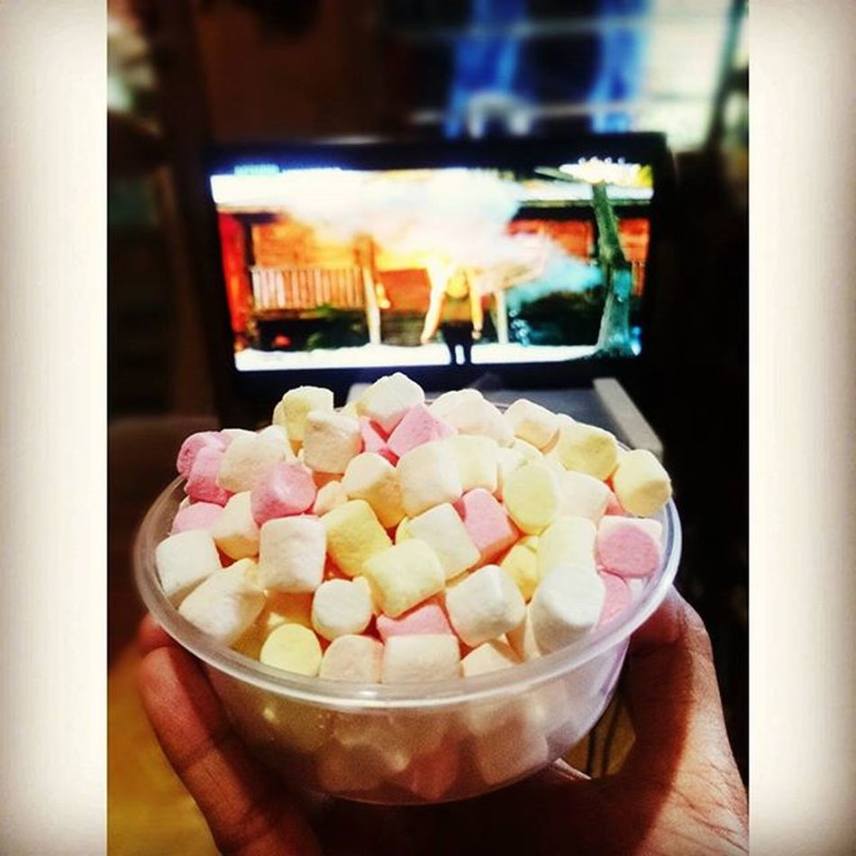 ATM. Me, Marshy, and I at couch. 😄😉👌👍 🎥 Couchpotato Movieflicks Timeline