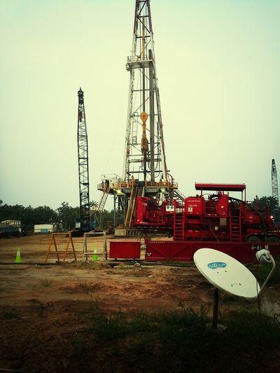 Drilling Rig First Eyeem Photo