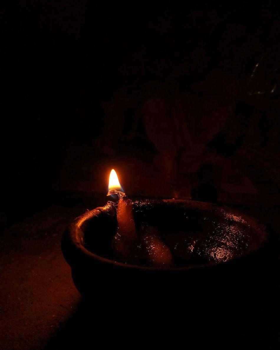 Diya - Oil Lamp Night Night Lights Nightlights Night Photography Nightphotography Night