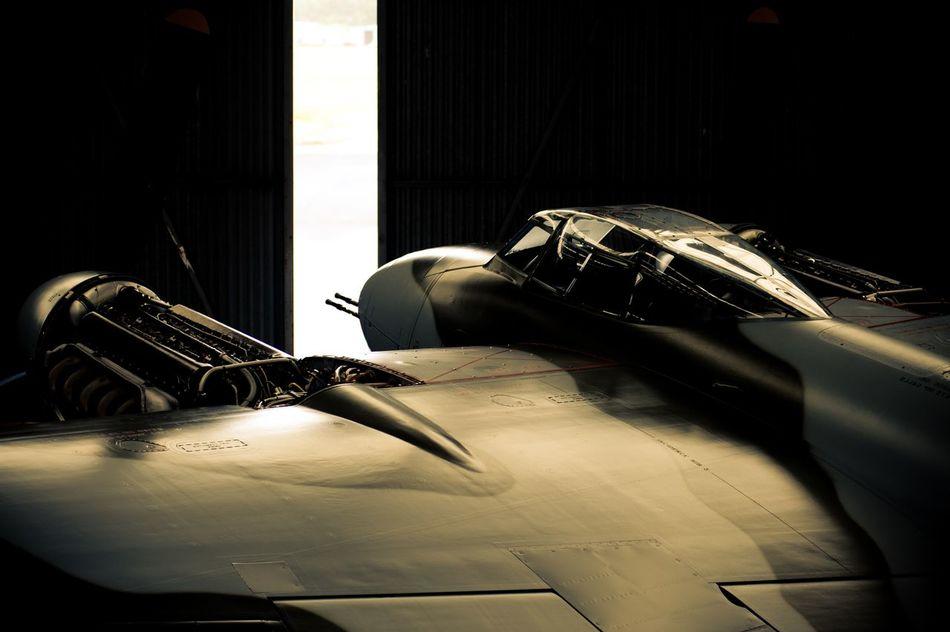 De Havilland Mosquito Warbird Warbird Hangar Restoration Mosquito World War 2 Aircraft British Plane Cockpit Wings