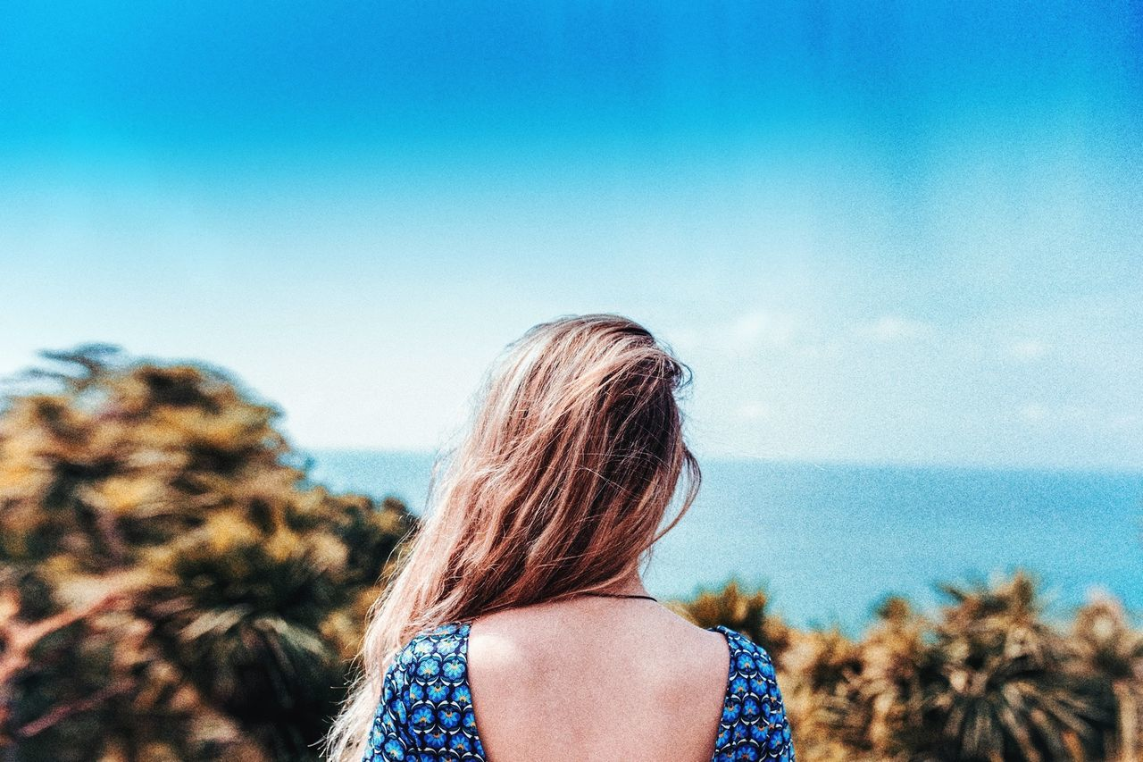 Beautiful stock photos of holiday,  Beauty In Nature,  Blond Hair,  Blue,  Day