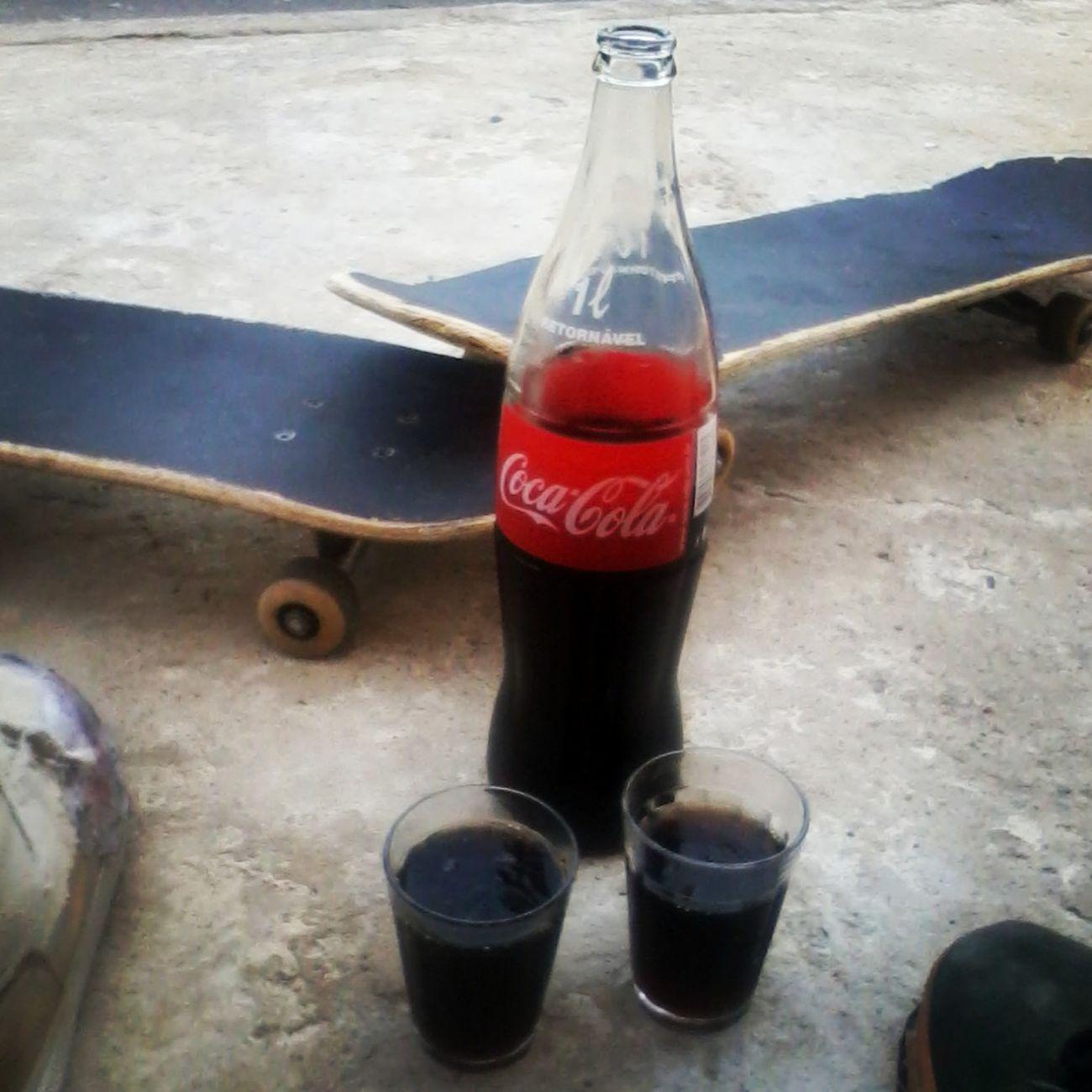 Sessão,Coca,Skateboarding ♥... Cocacola, Beach, Susan, Skateboarding