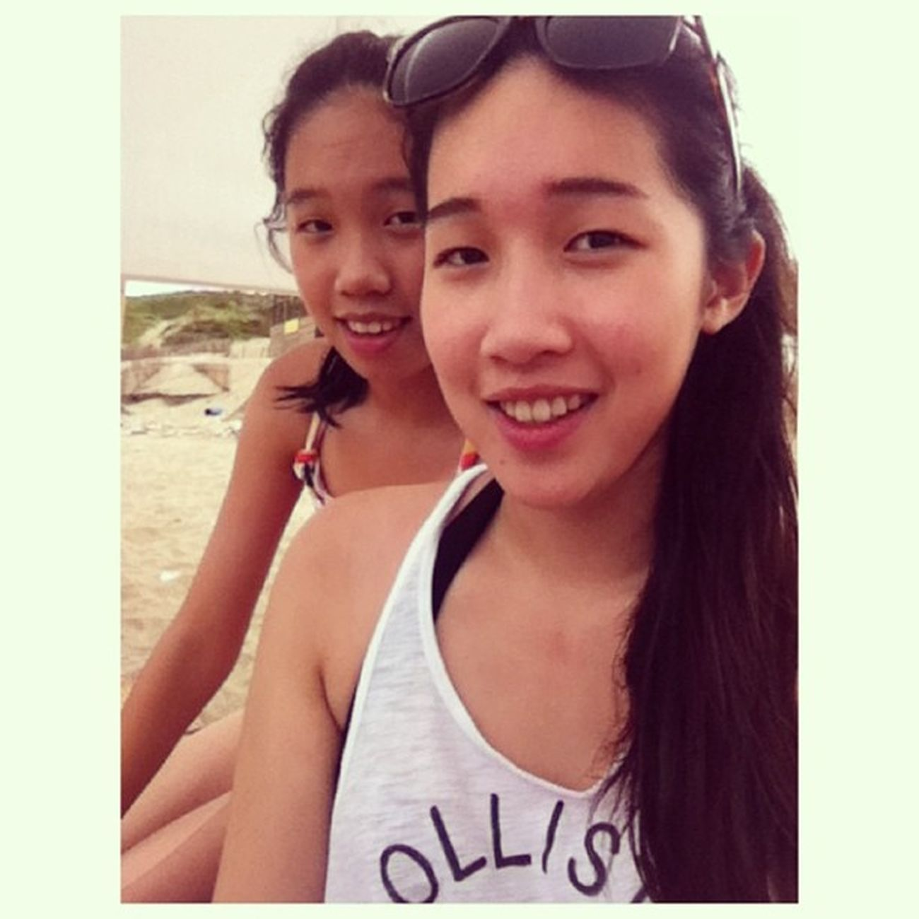 We're summer kinda girls☀? Summergirls Thisissummer Beachtimefun Instabeach instadaily instasummer