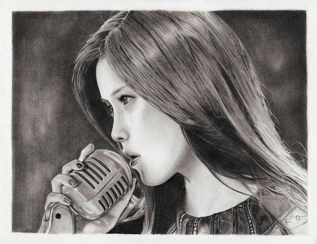 Art, Drawing, Creativity Art Hyomin T-ara