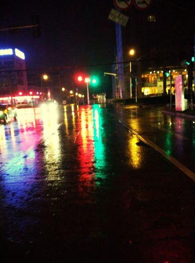 Rainy Night Lovelovelove