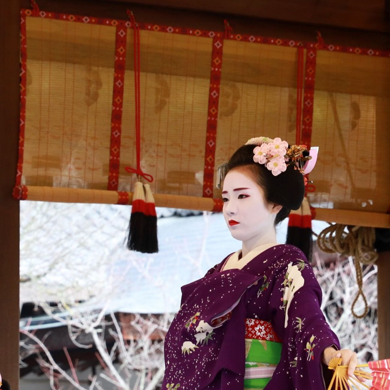 Maiko 八坂神社 節分祭 Kyoto EyeEm Best Shots OpenEdit Japan 京都 Tommy@collection Japanese Culture Japan Photography Japanese  Japanese Temple Japanese Style EyeEm Japan 舞妓