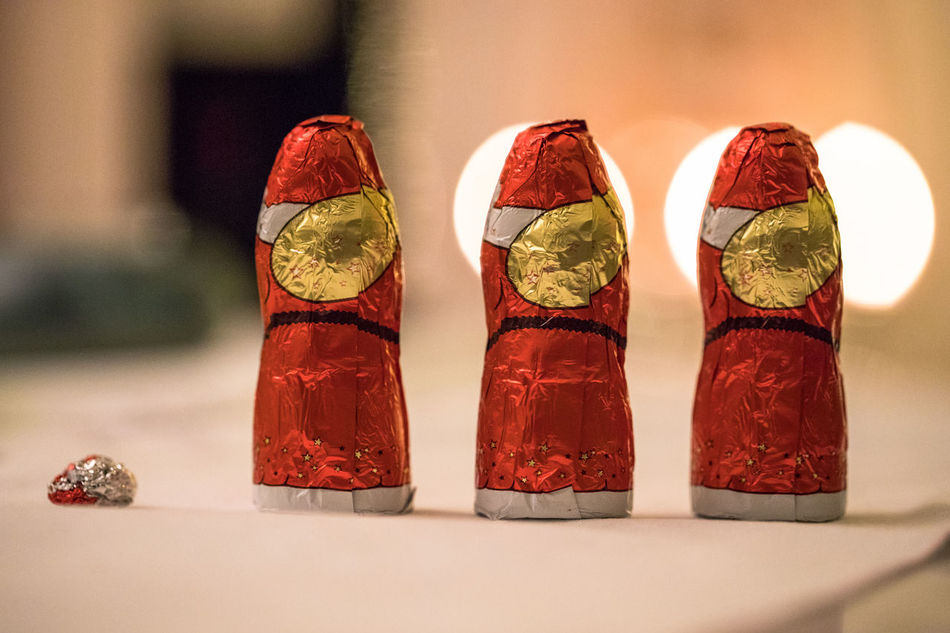 Beautiful stock photos of weihnachtsmann,  Celebration Event,  Christmas Chocolate,  Close-Up,  Cultures