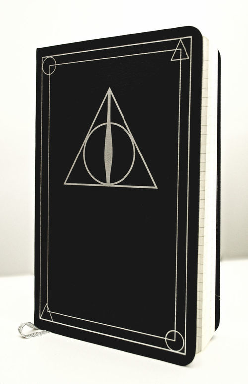 Black Black Color Blackandwhite Blankspaces Check This Out Childhood Close-up Deathlyhallows Geometric Shape Harry Potter Item Photography Nikonphotography No People Notebook Story Taking Notes Taking Photos Taking Pictures White